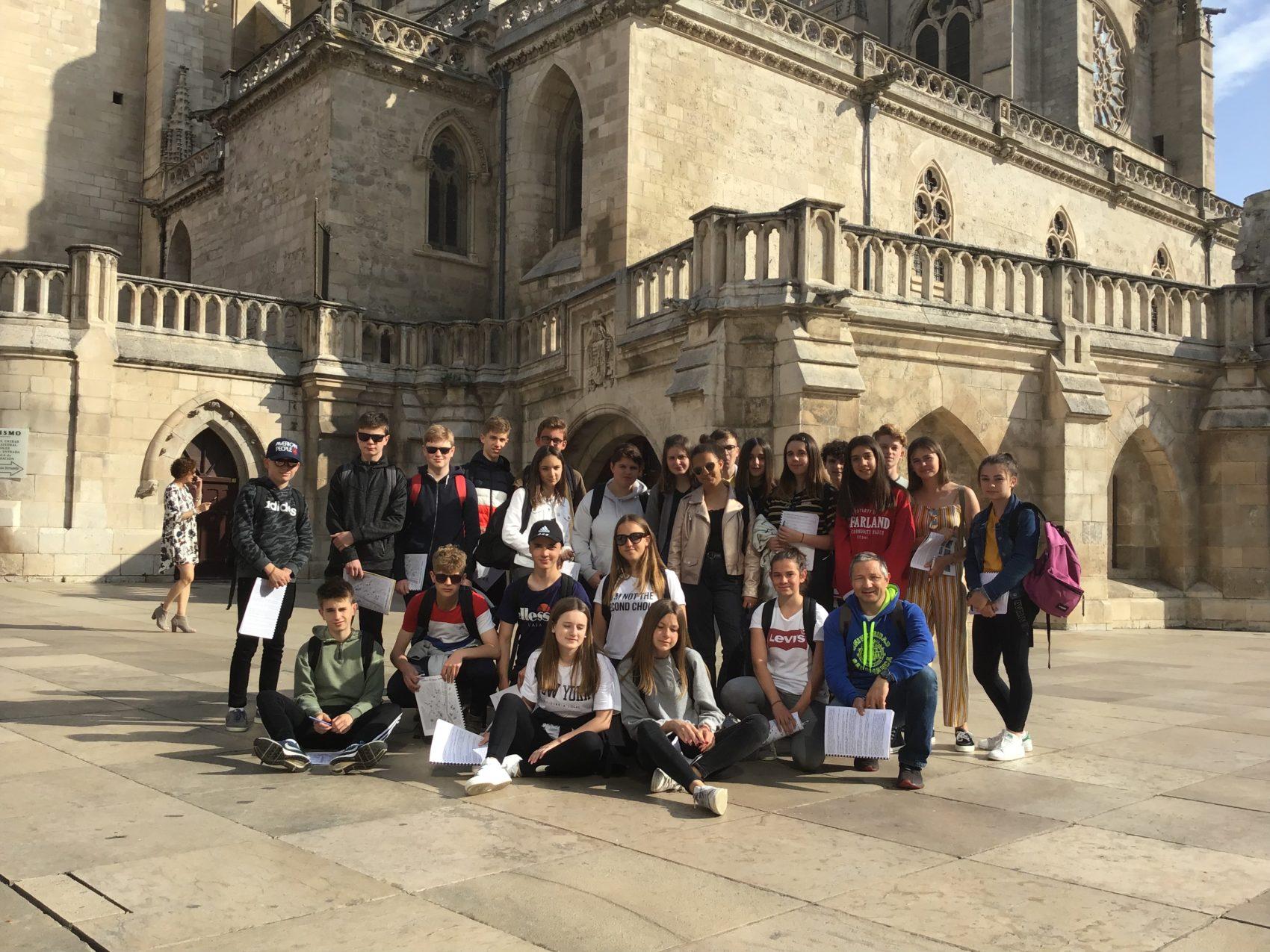 Salamanca Jour 1